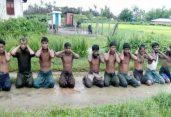 রোহিঙ্গা মুসলিম শিশুদেরকে আগুনে নিক্ষেপ করা হয়েছে: জাতিসংঘ