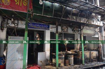 সবই পুড়ল, রইল শুধু 'লা-ইলাহা ইল্লাল্লাহ'