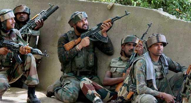 কাশ্মিরে আবারো হামলা, ভারতীয় নিরাপত্তা বাহিনীর ৪ সদস্য নিহত