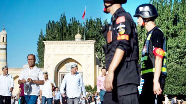 উইঘুরদের জোর করে মুসলিম বানানো হয়েছে -চীন
