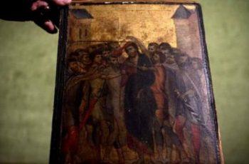 রান্নাঘরে মিলল ৫৫ কোটি টাকার ছবি
