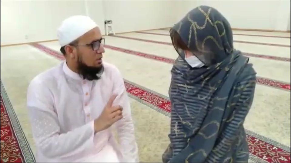 ইসলাম ধর্ম গ্রহণ করলেন জাপানিজ