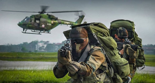 ভারতের 'গোপন' বাহিনী এসএফএফ!