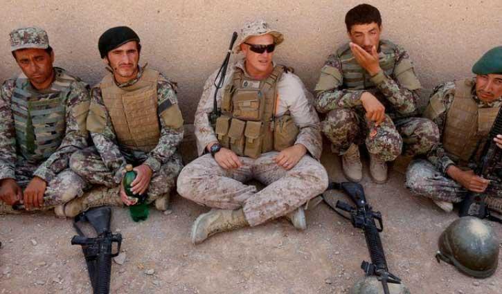 আফগানিস্তান-ইরাক থেকে আরও সেনা প্রত্যাহারের ঘোষণা যুক্তরাষ্ট্রের