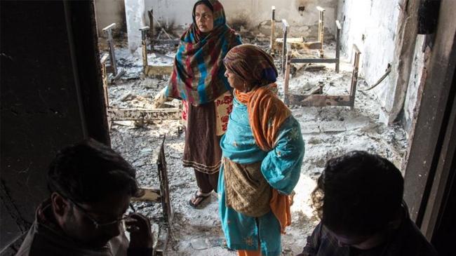 দিল্লির হিন্দু-মুসলিম দাঙ্গা : এক বছর  মুসলিমরাই বেশি গ্রেফতার