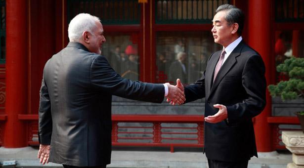 ইরানের সঙ্গে চীনের ২৫ বছরের সহযোগিতা চুক্তি