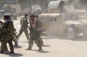 আফগানিস্তানের প্রধান তাজিকিস্তান সীমান্ত ক্রসিং দখল করে নিয়েছে তালেবান