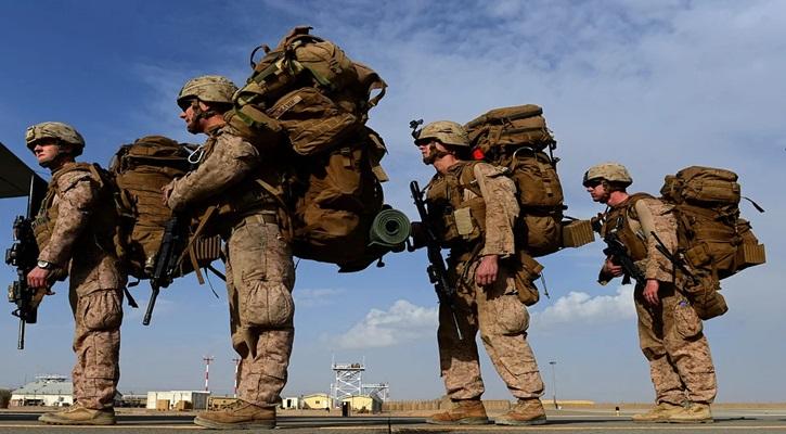 আফগান থেকে সব সেনা প্রত্যাহার করল যুক্তরাষ্ট্র