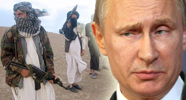 রাশিয়া : আফগানিস্তানে তালেবানের নতুন বন্ধু