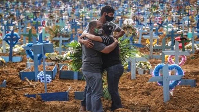 বিশ্বে করোনায় মোট মৃত্যু ছাড়াল ৪৬ লাখ