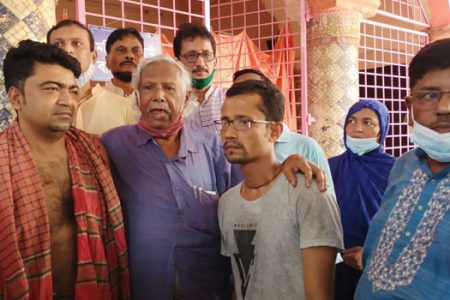 স্বরাষ্ট্রমন্ত্রীকে পদত্যাগের পরামর্শ ডা: জাফরুল্লাহ চৌধুরীর